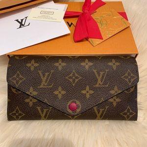 Louis Vuitton Bags - Louis Vuitton 2018 Monogram Josephine Flap Wallet